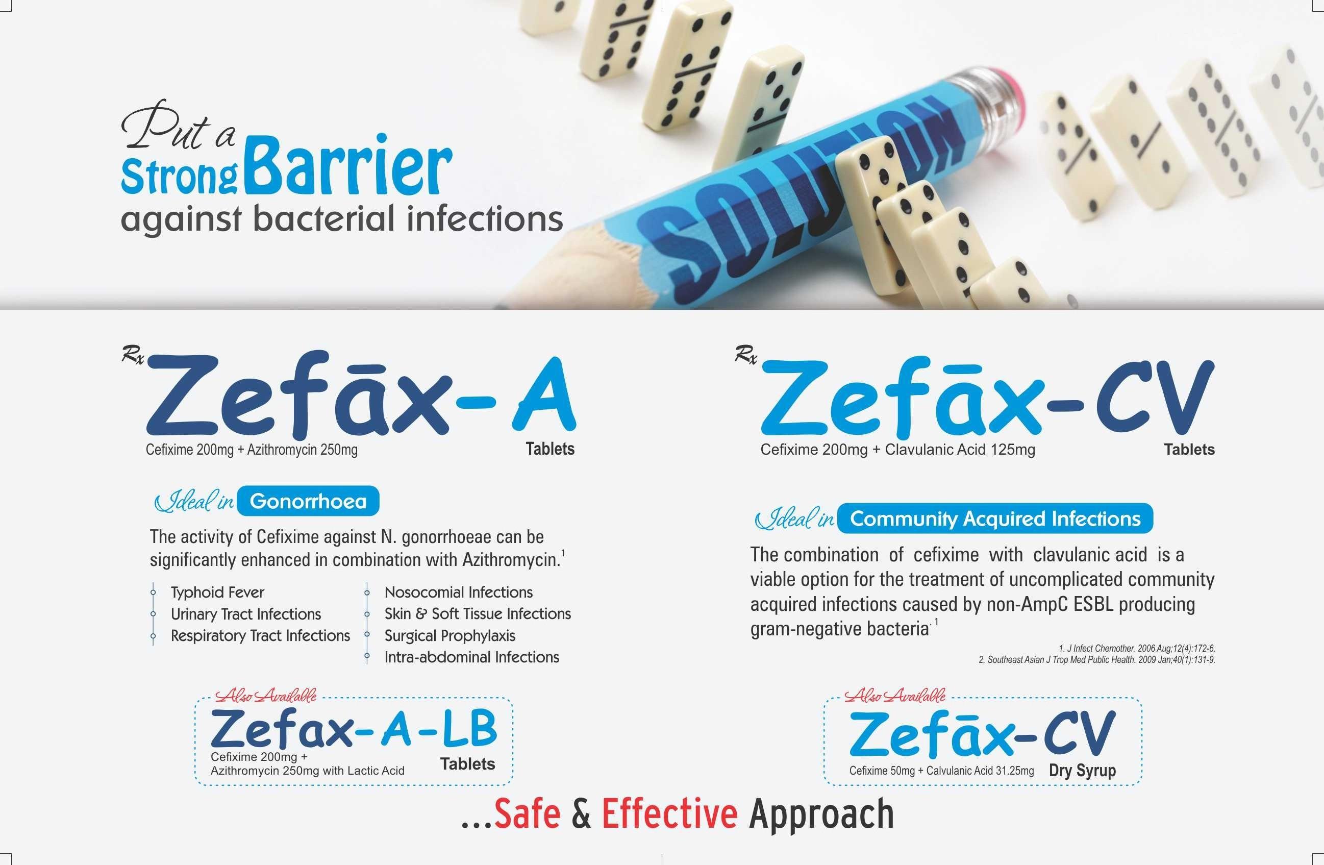 Zefax-A-CV