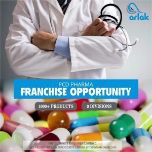 PCD pharma franhcise
