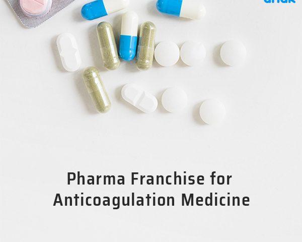 Pharma Franchise for Anticoagulation Medicine