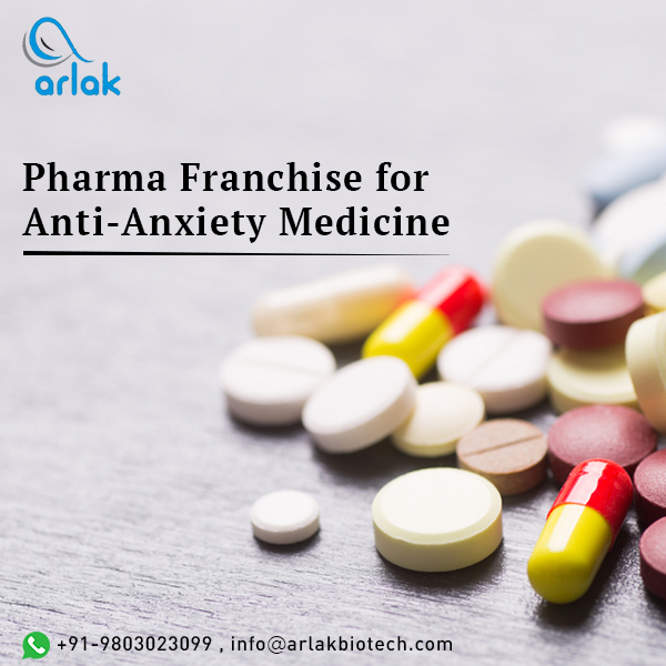 Pharma Franchise for Anti-Anxiety Medicine