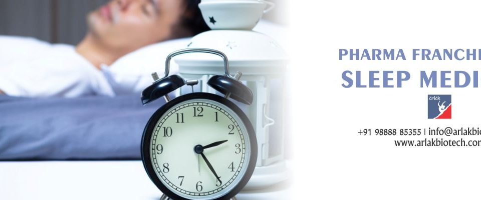 Pharma Franchise for Sleep Medicines