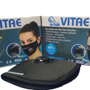 Reusable VITAE AN 95 Face Mask, Number of Layers: 4 Layers