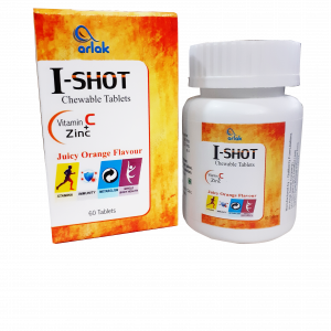 I – SHOT  chewable Tablet